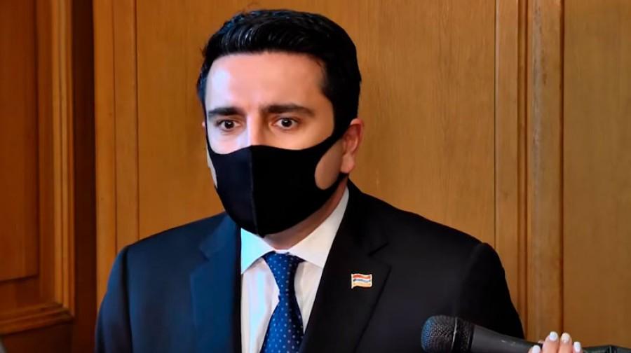 Ալեն Սիմոնյանին վռնդել են Մաշտոցի ...